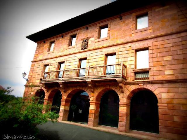 Palacio Borda Amaiur - Maya Baztán Navarra