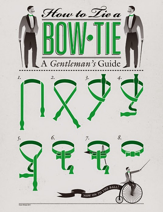 Well groomed tutorial how to tie a bow tie well groomed most have no clue how to work em so when i came across this gentlemans guide i had to share newbies give it a try and let me know how it goes ccuart Image collections