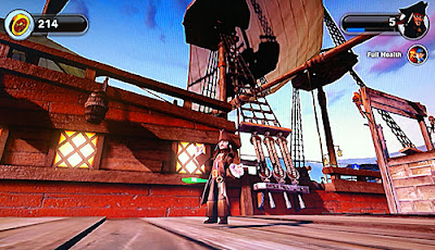 Disney Infinity Review Jack Sparrow Pirates Caribbean