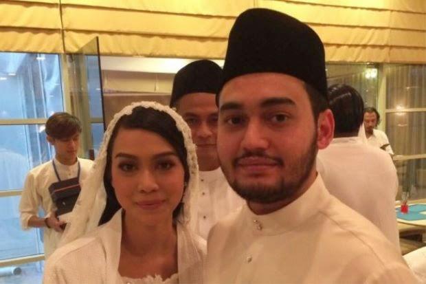 Sharifah Sakinah Sah Bergelar Isteri Aliff Adha