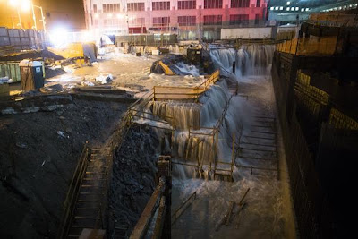 Hurricane Sandy Hits New Jersey And New York