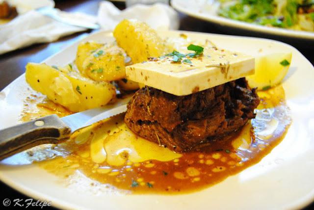 Roasted Greek Potatoes With Feta Cheese And Lemon Recipes — Dishmaps
