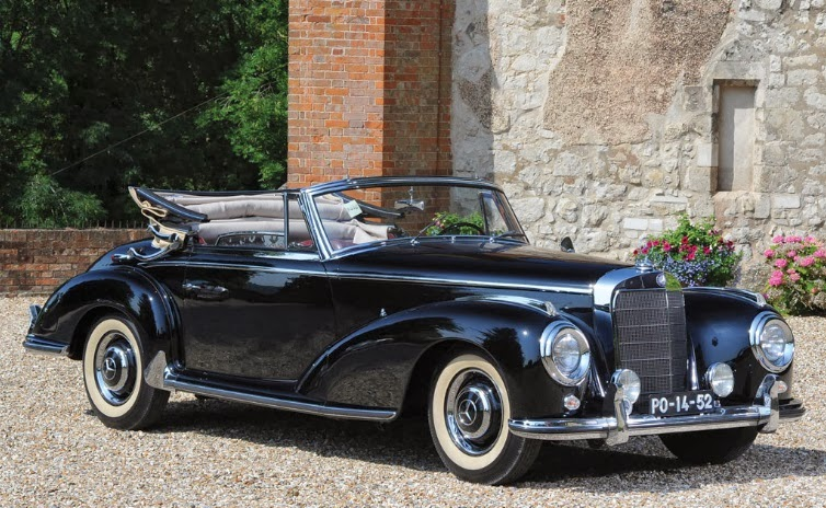 World of classic cars mercedes benz 300 world of for 1953 mercedes benz