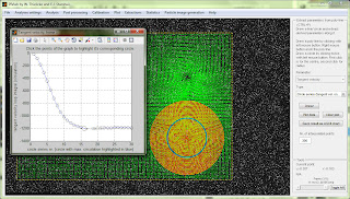 PIVy - PIV tool programmed in Matlab. Screenshot 4