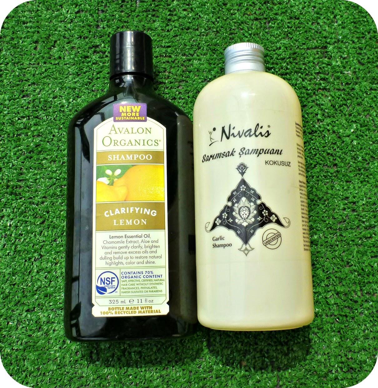 Dwa ciekawe, zagraniczne szampony z czerwcowego denka