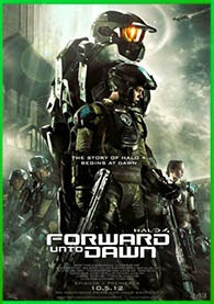 Halo 4: Forward Unto Dawn 2012 | DVDRip Latino HD Mega