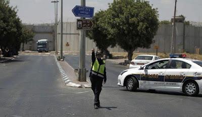 Policial militar esfaqueada por mulher terrorista em Jerusalém