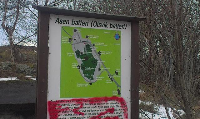 Olsvik battery