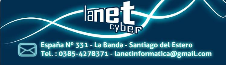 Cyber LaNeT....Servicios de Internet || Venta de Insumos y Accesorios de PC