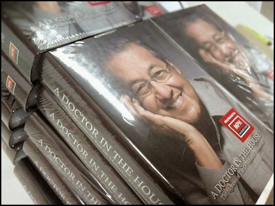 A Doctor In The House Memoirs Of Tun Dr Mahathir Mohamad
