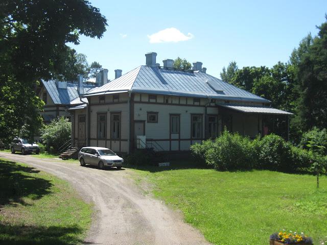 Willimiehen jäljillä Lappeenranta  Komentajan talo