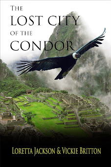 READ FREE November 18-21! The Lost City of the Condor, and Andes adventure, now on Kindle
