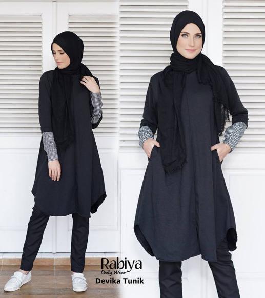 Contoh Foto Baju Muslim Modern Terbaru 2016 Gambar Baju
