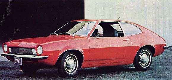 I would prefer a slightly longer wheelbase and larger wheels but it seems Ford engineers ... & Car Style Critic: Fordu0027s Controversial Good-Selling Pinto markmcfarlin.com