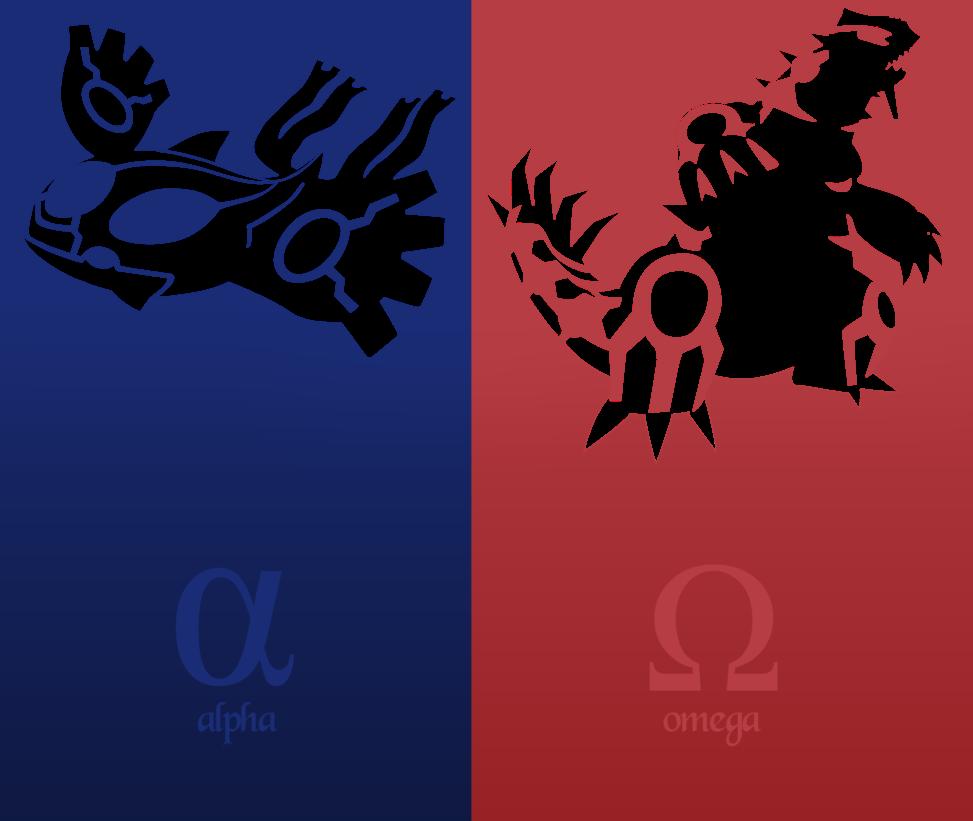 Rubí Omega y Zafiro Alfa