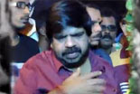 T. Rajendar converted to Christianity …!!!?