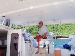 Stu - Dive Boat Captain