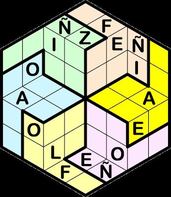 Sudoku, Sudoku 3d, Sudoku3d, Variante del Sudoku, Sudoku Cubo, Sudokubo