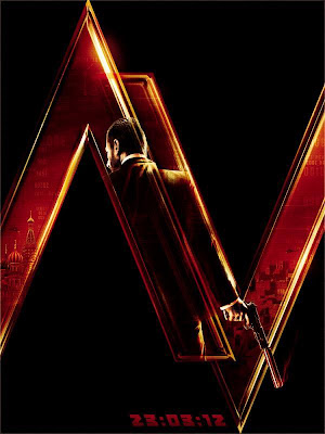 Agent Vinod First Look Poster