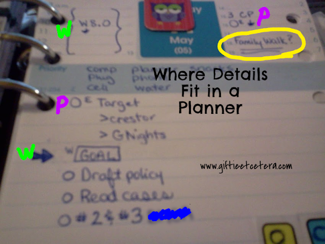 details, daily docket, daily plan, schedule, tasks, project planning
