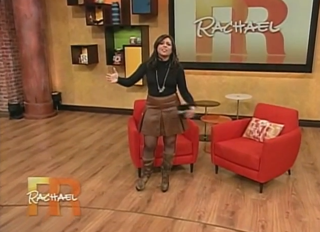 rachael wearing leather boots the appreciation of booted