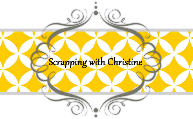 Scrapping with Christine