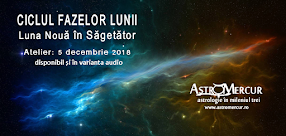 Atelierul Astro Mercur - disponibil si in varianta audio