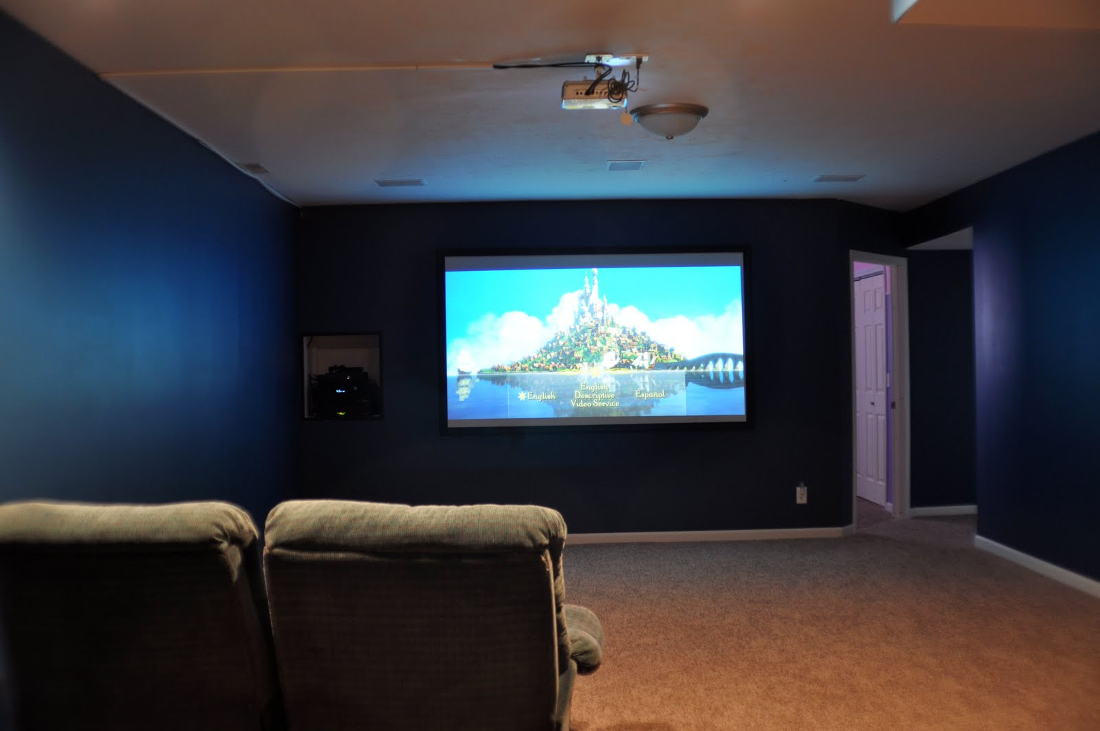 Theater Room Home for sale by owner Lincoln NE title=