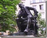 "Balade ""De la statue de Denis Diderot au Square René-Viviani"""