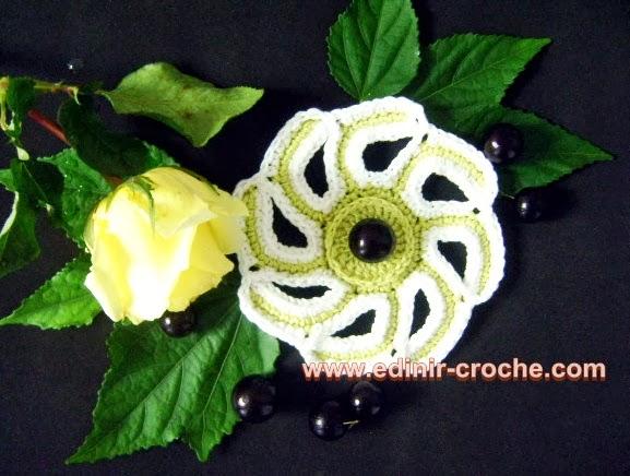 flores em croche dvd cinco volumes da coleção aprendi e ensinei com edinir-croche video-aulas blog loja frete gratis
