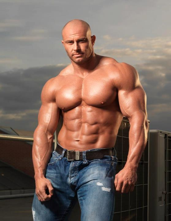 Photos Set Part 9 of - Bodybuilding Male Models. How To Get Big Muscles .