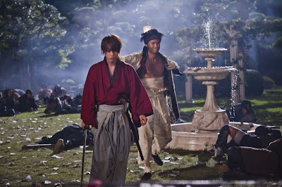 Rurouni Kenshin Film to Premiere in 64 Countries Outside Japan