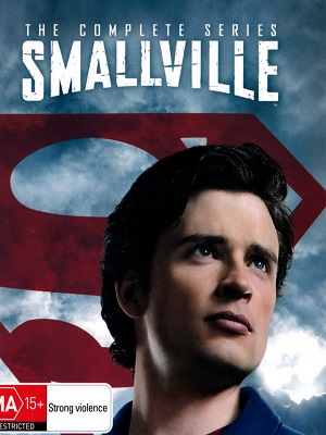 Smallville - Todas as Temporadas Séries Torrent Download onde eu baixo