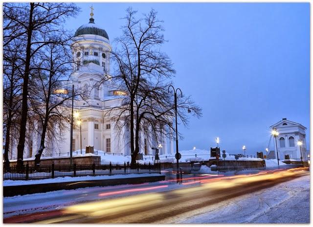 芬蘭赫爾辛基市