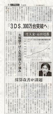 Nikkei News Paper