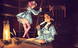 Girlish Grimoire Littlewitch Romanesque