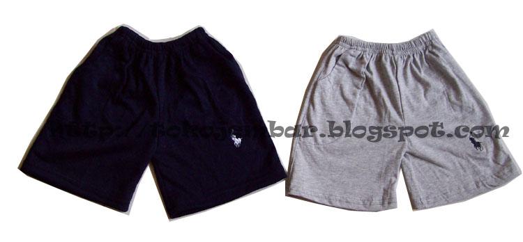 Celana pendek anak bahan kaos cocok untuk dipakai sehari hari