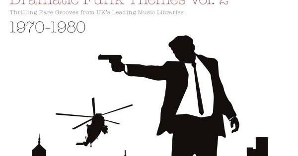 Alan Hawkshaw Drama 6 - High Drama
