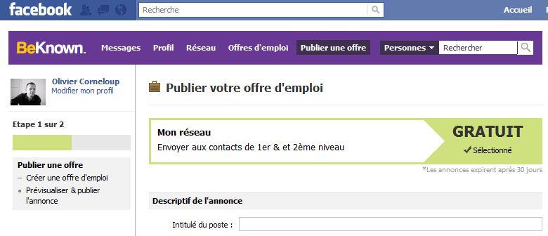 Application rencontre gratuite sur facebook