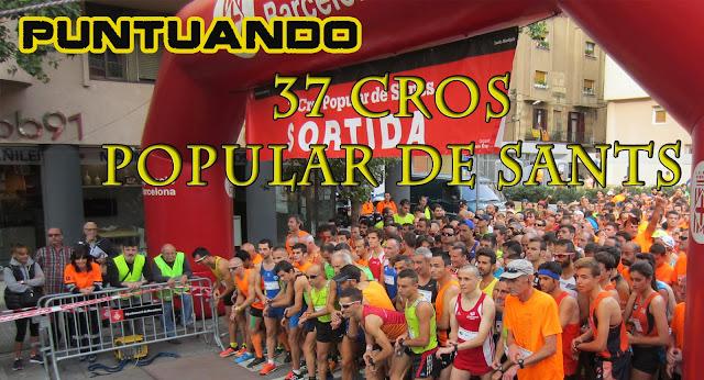 PUNTUANDO CROS POPULAR DE SANTS