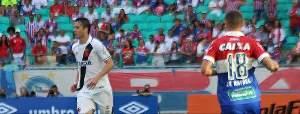 Veja os gols Bahia 3 x 0 Vasco