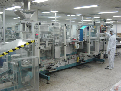 Full-auto blister packaging machinery