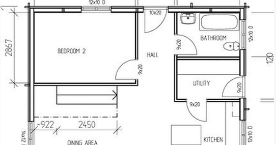 2 Bedroom House Plans Timber Frame Houses