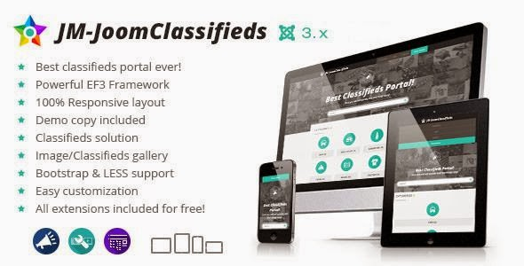 Best Classsifieds Ads Website Themes 2015