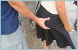 Arrimon colegiala ropa de calle - 2 part 8