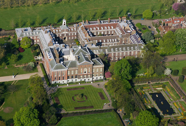 Houses of State: Kensington Palace - Photos and Floor Plans - Part 1 ...
