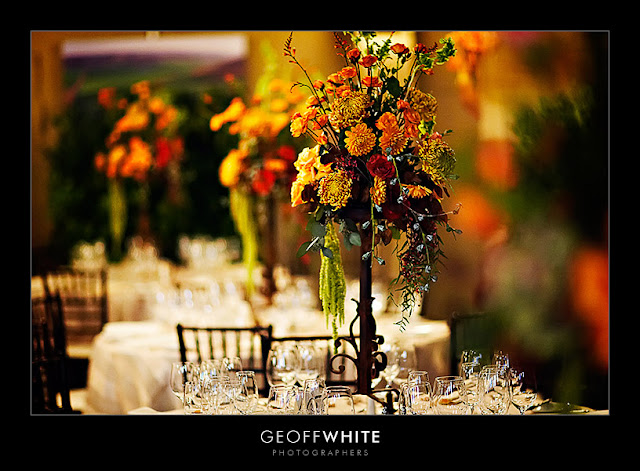 Autumn wedding centerpieces weddings pics