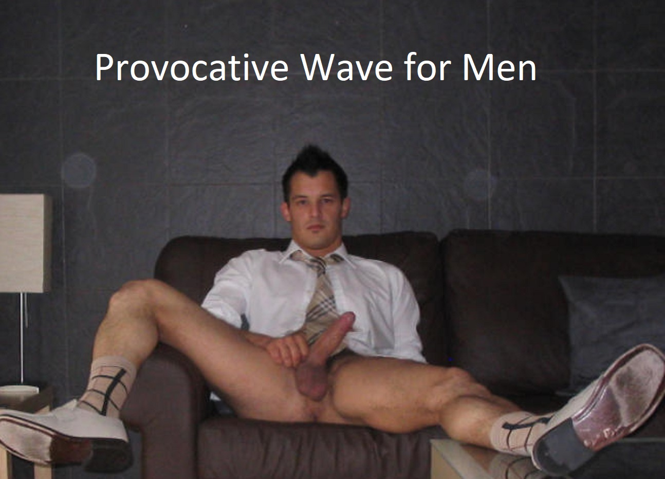 Provocative Wave for Men