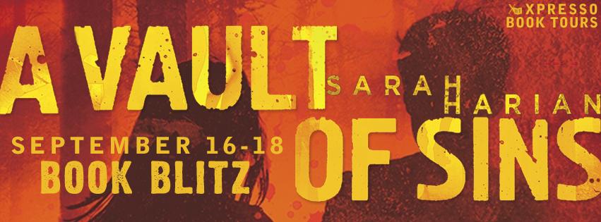 A Vault of Sins Book Blitz