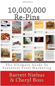 Title cover image - 10,000,000 Re-Pins: The Ultimate Guide To Pinterest Viral Marketing